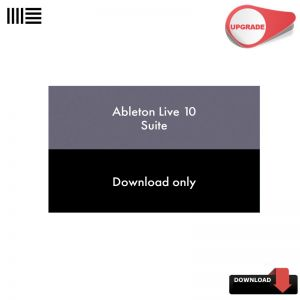 Ableton Live 10 Suite Upgrade from Live Intro