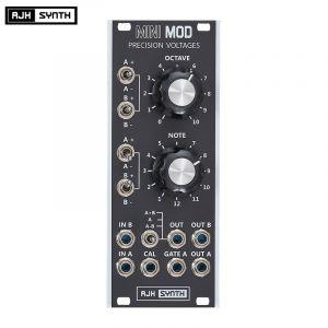 AJH Synth MiniMod Precision Voltages Black
