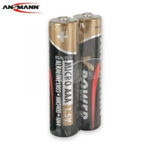 Ansmann Alkaline X-Power AAA 2-pack