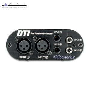 Art DTI Dual Transformer/Isolator