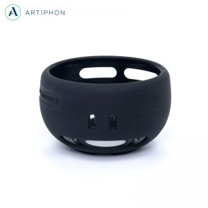 Silicone Sleeve Black