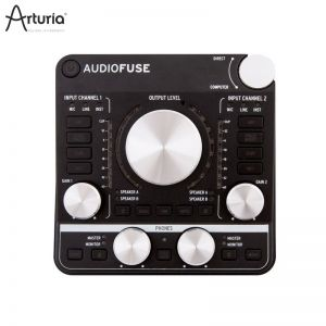 Arturia AudioFuse Dark Black
