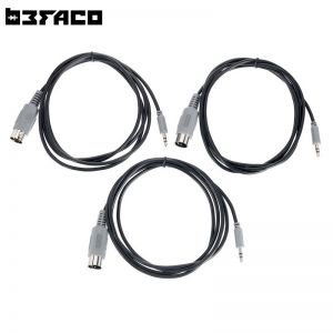 Befaco MIDI to 3.5 TRS Cable 150cm type B 3-pack