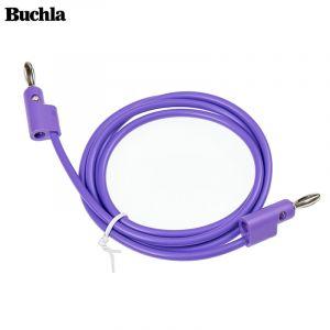 Buchla Banana Cable 12.5cm Violet