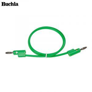 Buchla Banana Cable 50cm Green