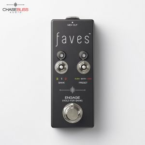 Chase Bliss Faves
