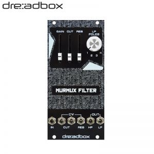 Dreadbox White Line Murmux Filter