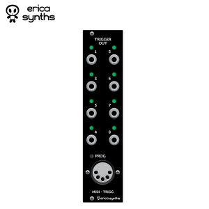 Erica Synths MIDI to Trigger
