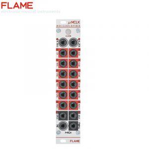 Flame uMCLK Midi-to-Clock Divider