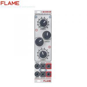 Flame Mirror Unipolarinverter