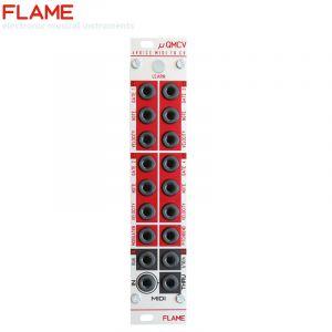 Flame uQMCV 4 voices MIDI to CV