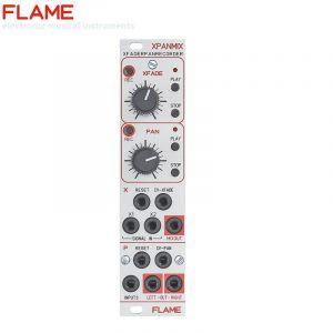 Flame XPANMIX XFader Panning Rekorder