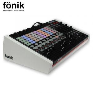 Fonik Audio Stand For Akai APC40 MK2 White