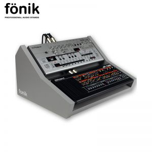 Fonik Audio Stand For 2x Roland Boutique