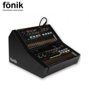 Fonik Audio Stand For 2x Korg Volca Black