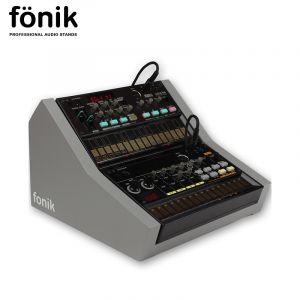 Fonik Audio Stand For 2x Korg Volca Grey