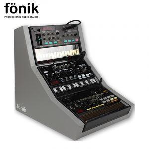 Fonik Audio Stand For 3x Korg Volca