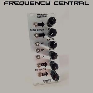 Frequency Central State 700
