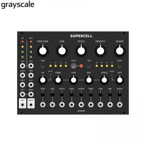 Grayscale Supercell Black