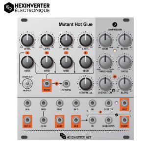 Hexinverter Hot Glue