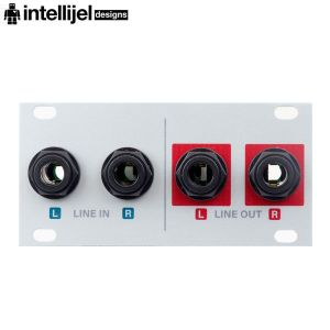 Intellijel Audio i/o Jacks 1U