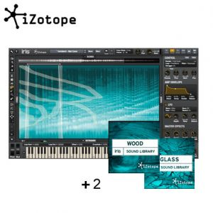 iZotope Iris +2 Sound Libraries.