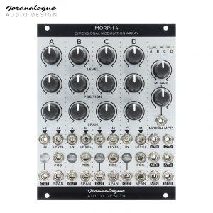 Joranalogue Audio Design Morph 4