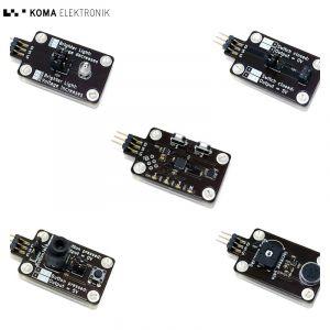 Koma Elektronik Field Kit Sensor Pack A