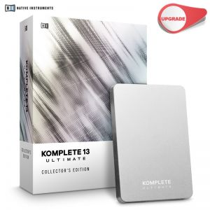 Native Instruments KOMPLETE 13 ULTIMATE Collectors Edition Upgrade for ULTIMATE