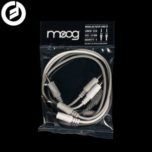 Moog Mother-32 Patch Cables 15cm