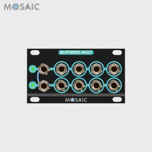Mosaic Buffered Signal Multiplier Black