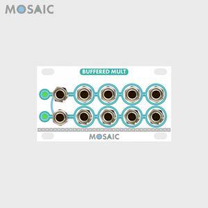 Mosaic Buffered Signal Multiplier White