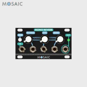 Mosaic Mono Reverb Black