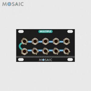 Mosaic Multiple Black