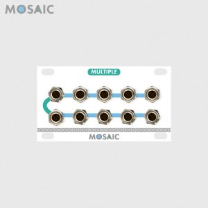 Mosaic Multiple White