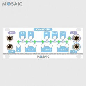 Mosaic Quantizer White