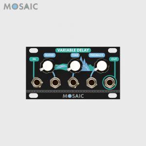 Mosaic Variable Delay Black