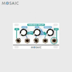 Mosaic Variable Delay White