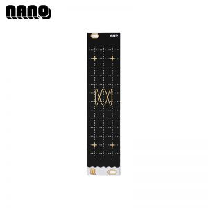 NANO Modules Blank Panel 6HP
