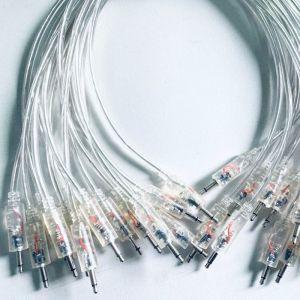 Producertools Led Patch Cable 60cm Transparent PROD040201BLK