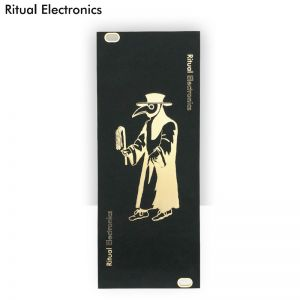 Ritual Electronics Blind Panel 10hp