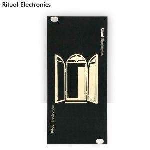 Ritual Electronics Blank Panel 12hp
