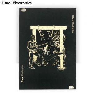 Ritual Electronics Blank Panel 18hp