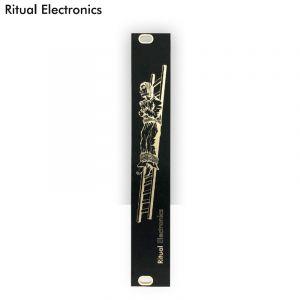 Ritual Electronics Blank Panel 4hp