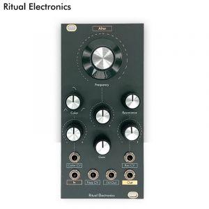 Ritual Electronics Altar