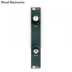 Ritual Electronics Crime