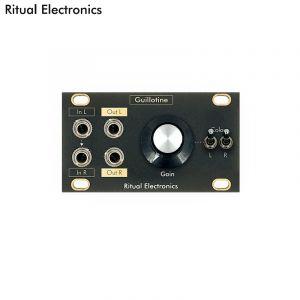 Ritual Electronics Guillotine 1U