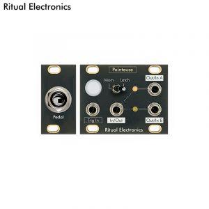 Rituals Electronics Pointeuse 1U