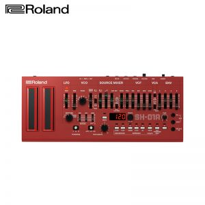 Roland SH-01A Boutique Synthesizer Module Red
