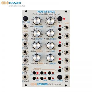 Rossum Electro-Music Mob of Emus